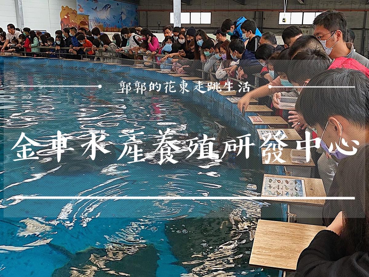 【宜蘭遊記】金車生技水產養殖研發中心┃雨天出遊備案,體驗餵鯊魚樂趣的親子景點┃