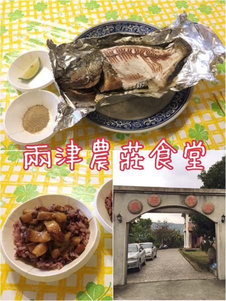 【花蓮吉安】兩津農莊食堂┃烤魚烤雞豬肋排之隱藏版在地無菜單料理┃